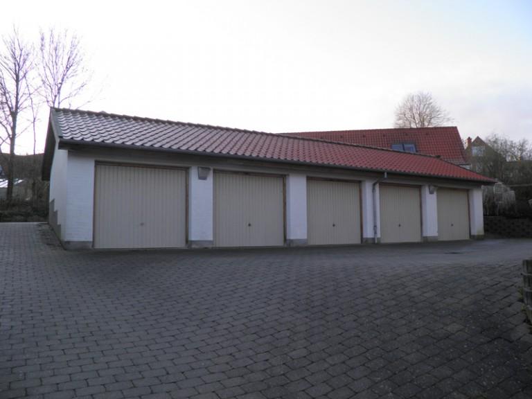 Garage Sct. Nicolaigade 11