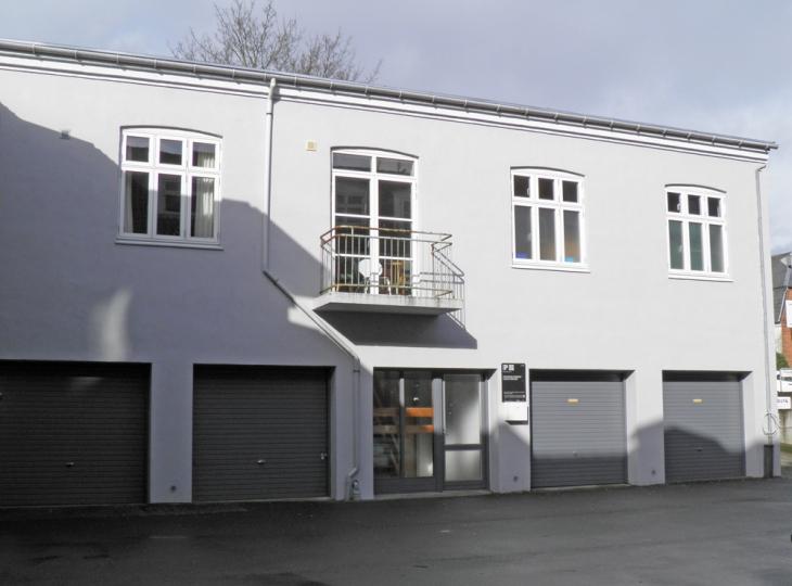 177-15 Garage Jernbanegade 7